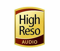 highreso audio商標